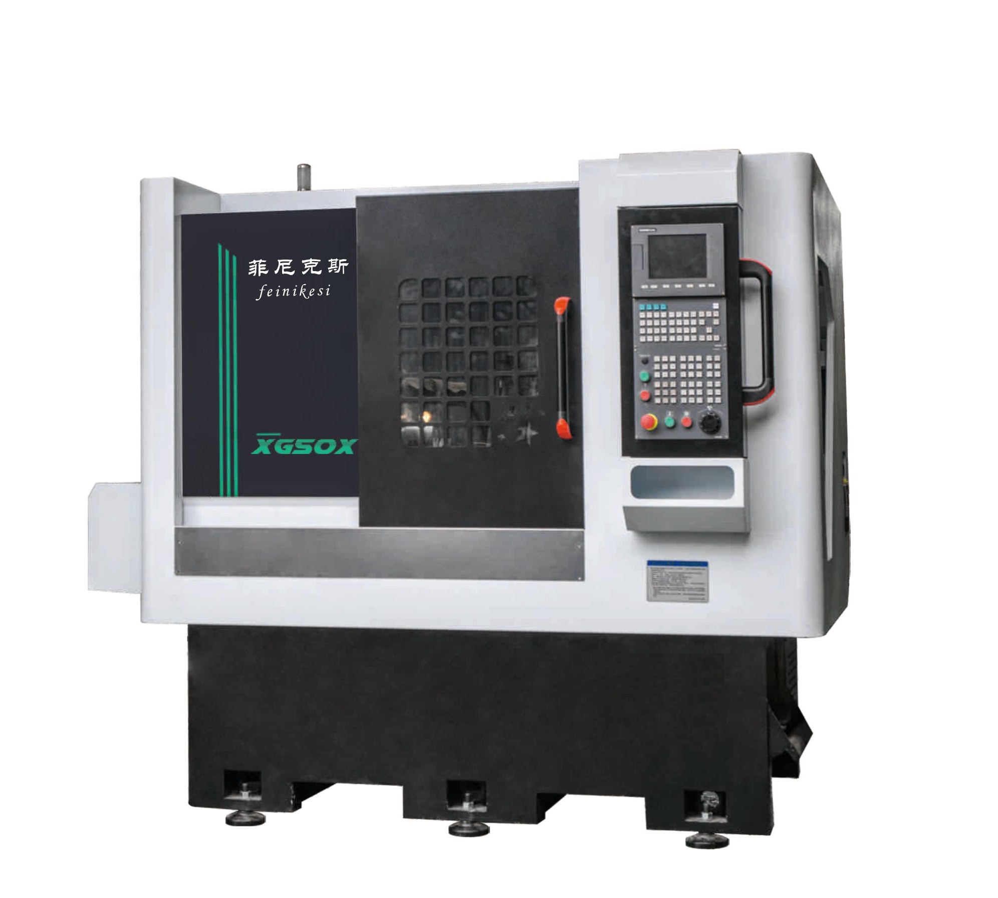 XG50X线轨数控机床